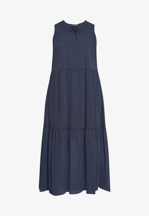 MSILLA, LONG DRESS - Denní šaty - mood indigo
