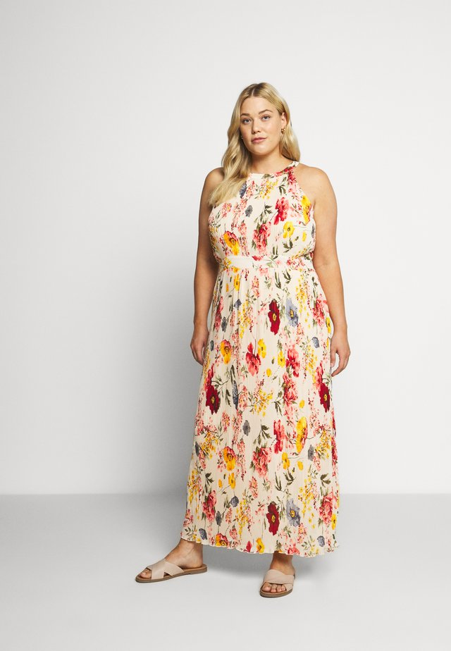 MSANDY LONG DRESS - Maxi dress - off white