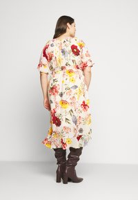 Zizzi - MILUNA DRESS - Korte jurk - multi-coloured - 2