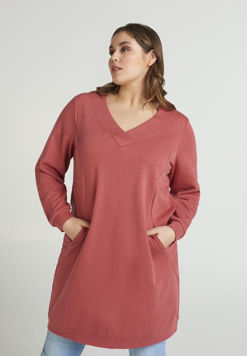 Zizzi - Robe d'été - red
