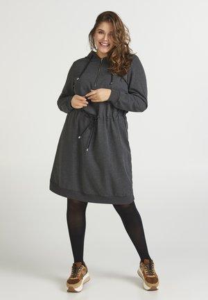 Robe d'été - dark grey