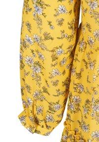 Zizzi - Day dress - yellow - 4