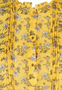 Zizzi - Day dress - yellow - 5