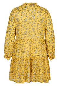 Zizzi - Day dress - yellow - 6