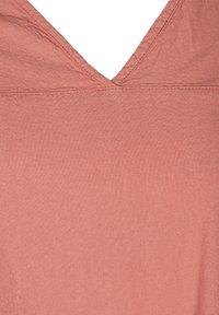 Zizzi - Day dress - pink - 5