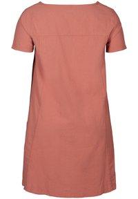 Zizzi - Day dress - pink - 6