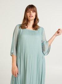 Zizzi - Korte jurk - light blue - 2