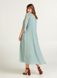 Zizzi - Korte jurk - light blue - 1