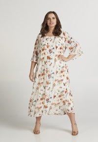 Zizzi - Korte jurk - white - 1