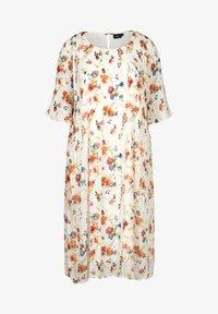 Zizzi - Korte jurk - white - 3
