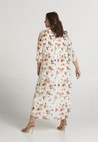 Zizzi - Korte jurk - white - 2