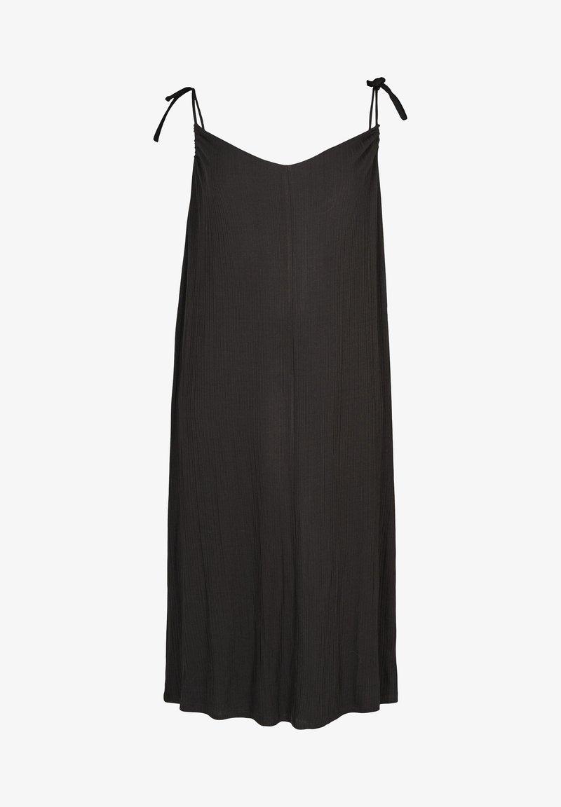 Zizzi - Korte jurk - black