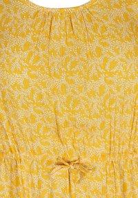Zizzi - Korte jurk - yellow - 5