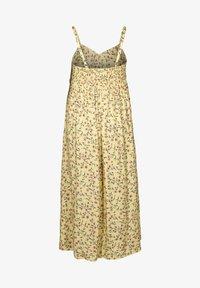 Zizzi - Day dress - yellow - 1