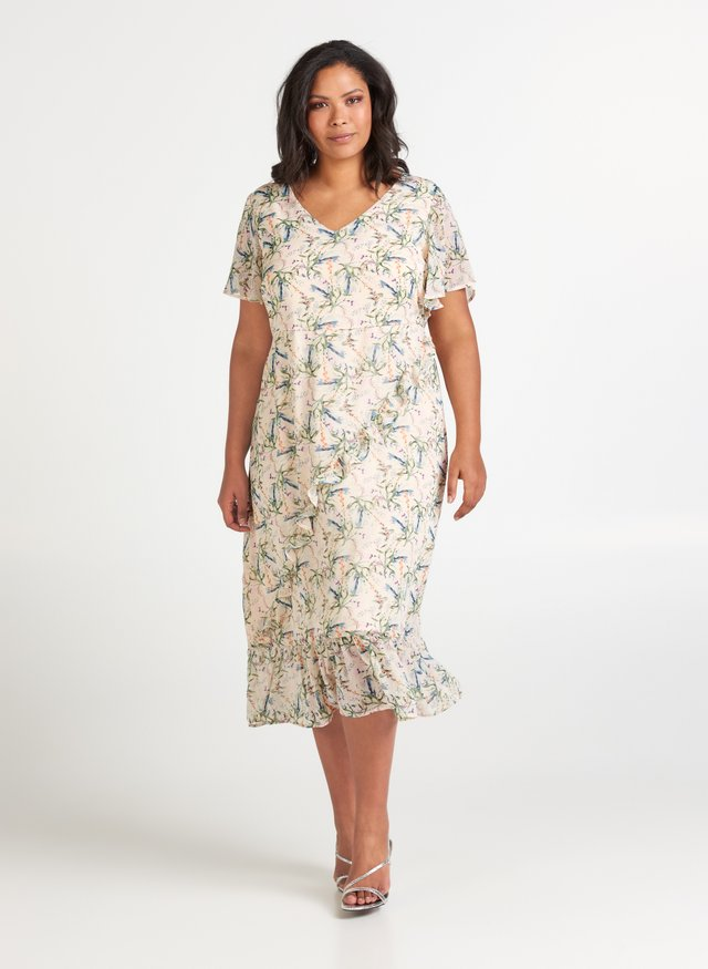 KLEID - Robe d'été - off-white