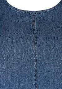 Zizzi - Denim dress - blue - 5