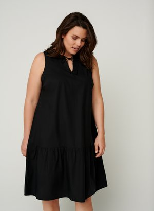 KLEID - Day dress - black