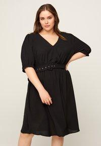 Zizzi - Korte jurk - black - 0