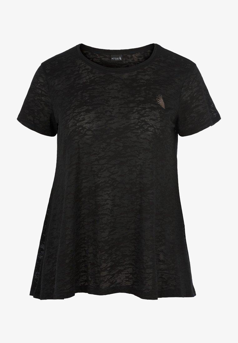 Active by Zizzi - T-shirts print - black