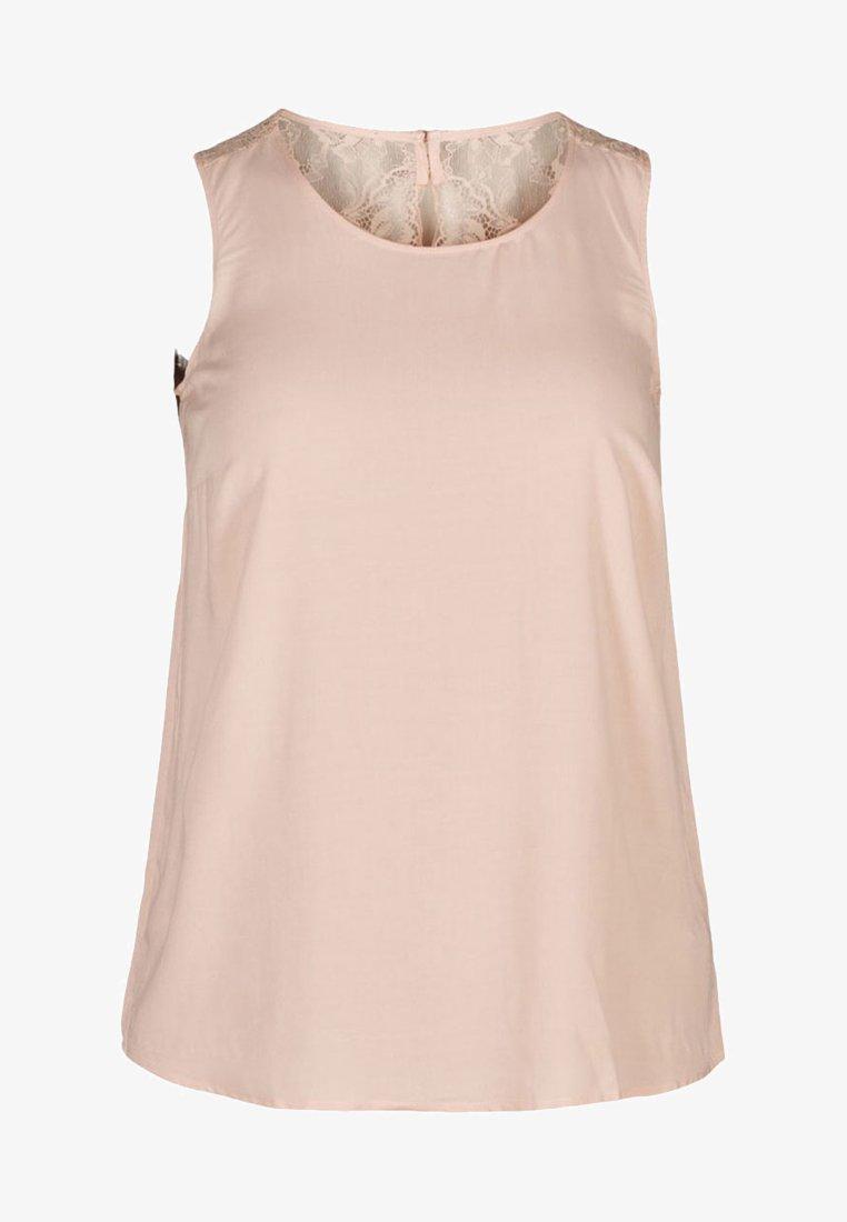 Zizzi - Bluse - light pink