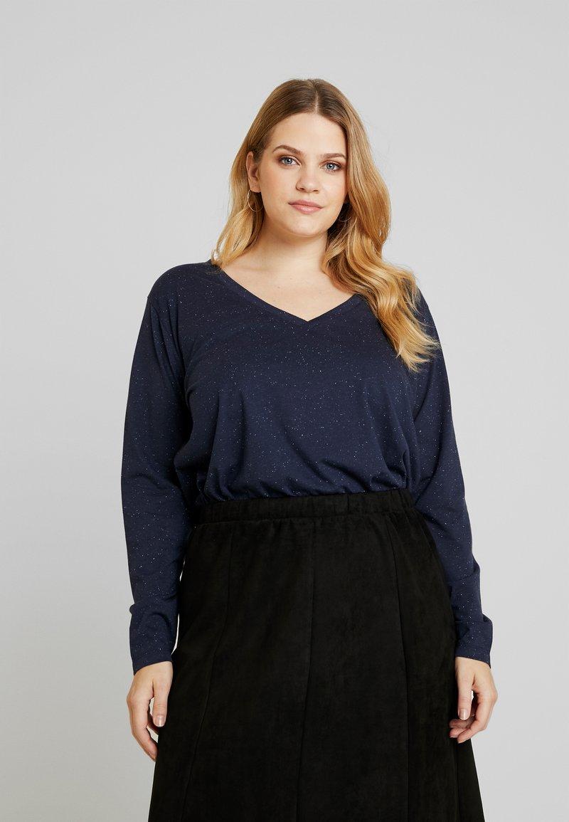 Zizzi - T-shirt à manches longues - poseidon