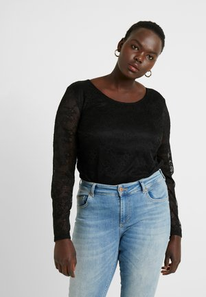 XHANNA - Blus - black
