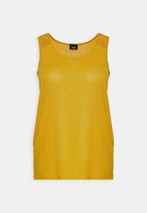 VNORA - Top - mineral yellow