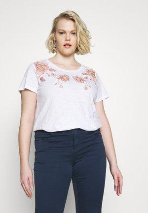 MLILY - T-shirt imprimé - bright white