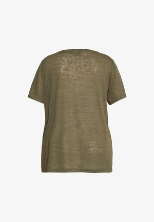 MAMY - Basic T-shirt - ivy green
