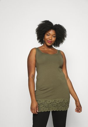 TANK - Top - ivy green