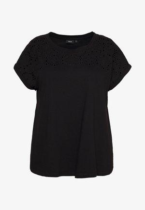 VSOFIA - Basic T-shirt - black