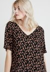 Zizzi - VIGA TUNIC - Day dress - faded roses