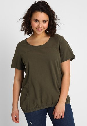 MARRAKESH BLOUSE - Camicetta - ivy green