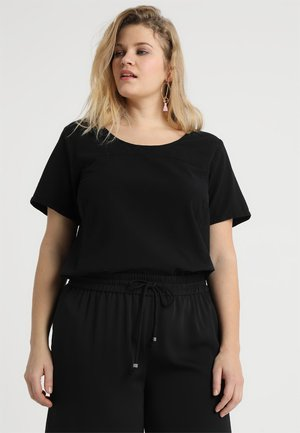 MARRAKESH BLOUSE - Bluser - black
