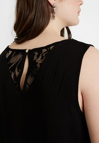 Zizzi - VVIGA - Blouse - black - 4