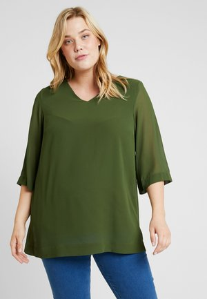 MFARRA 3/4 BLOUSE - Blusa - rifle green