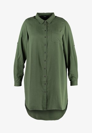 JACACIA - Camisa - rifle green