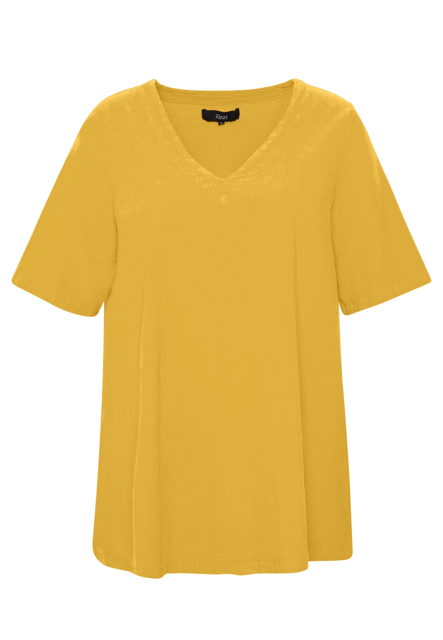 Zizzi Blouse - golden yellow CZIxh
