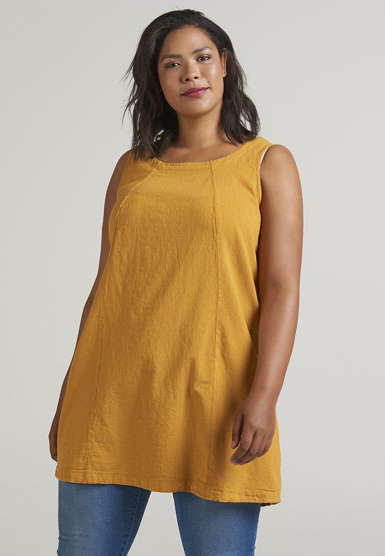 Zizzi - Tunika - yellow