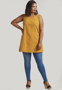 Zizzi - Tunika - yellow - 1