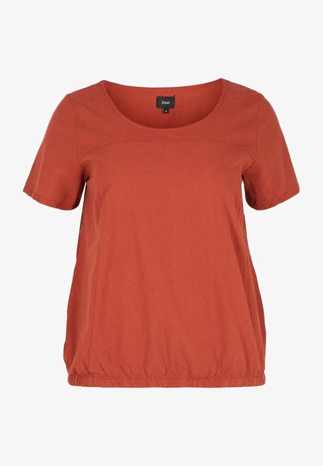 Bluzka - orange