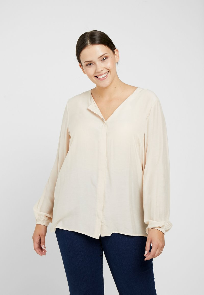 Zizzi - EXCLUSIVE EBURNED - Blouse - off white