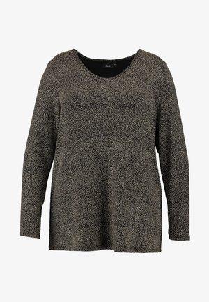 XMYNTHE - Pitkähihainen paita - black