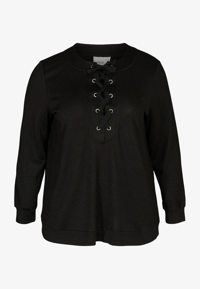 Zizzi - Sweatshirt - black