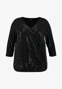 Zizzi - Camiseta de manga larga - black - 4