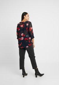 Zizzi - MSUDDA BLOUSE - Blusa - night sky