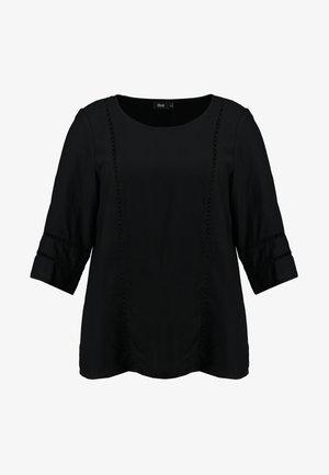 XCASSIA BLOUSE - Bluser - black