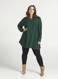 Zizzi - Tunic - dark green - 1