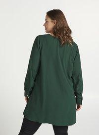 Zizzi - Tunic - dark green - 2