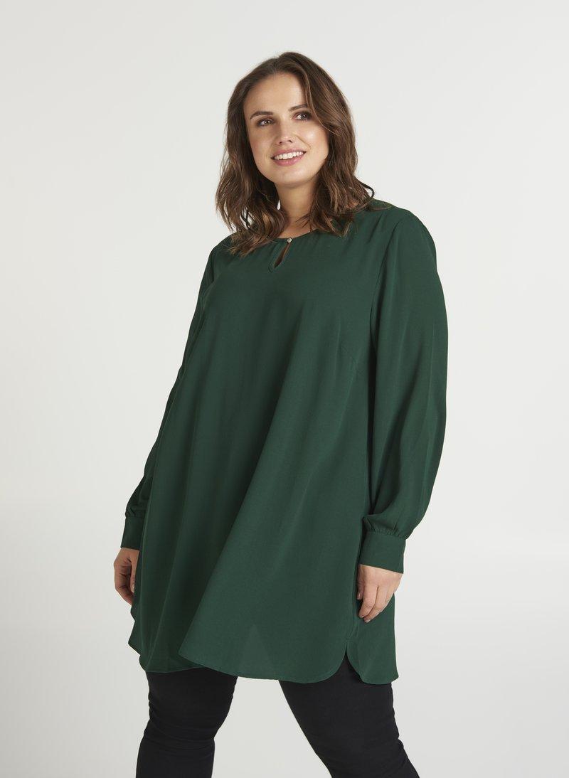 Zizzi - Tunic - dark green